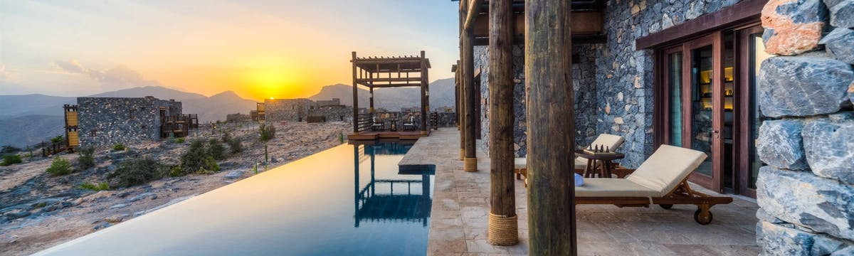 The Sunday Times Review: Alila Jabal Akhdar