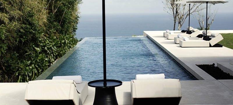 2 Bedroom Cliffside room at at Alila Villas Uluwatu, Bali