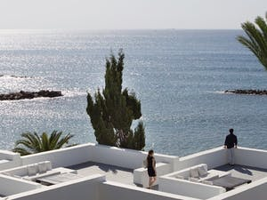 Beautiful Rooftop View at Almyra, Paphos
