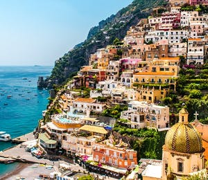 luxury holidays to the amalfi coast italy