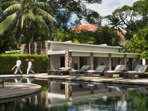 Main Pool at Amansara, Siem Reap