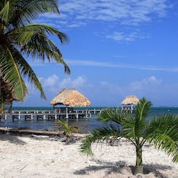 Belize Cayes and coast