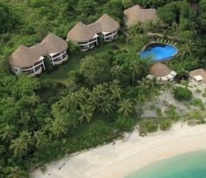 Overview of Amun Ini Beach Resort & Spa, Bohol, Philippenes