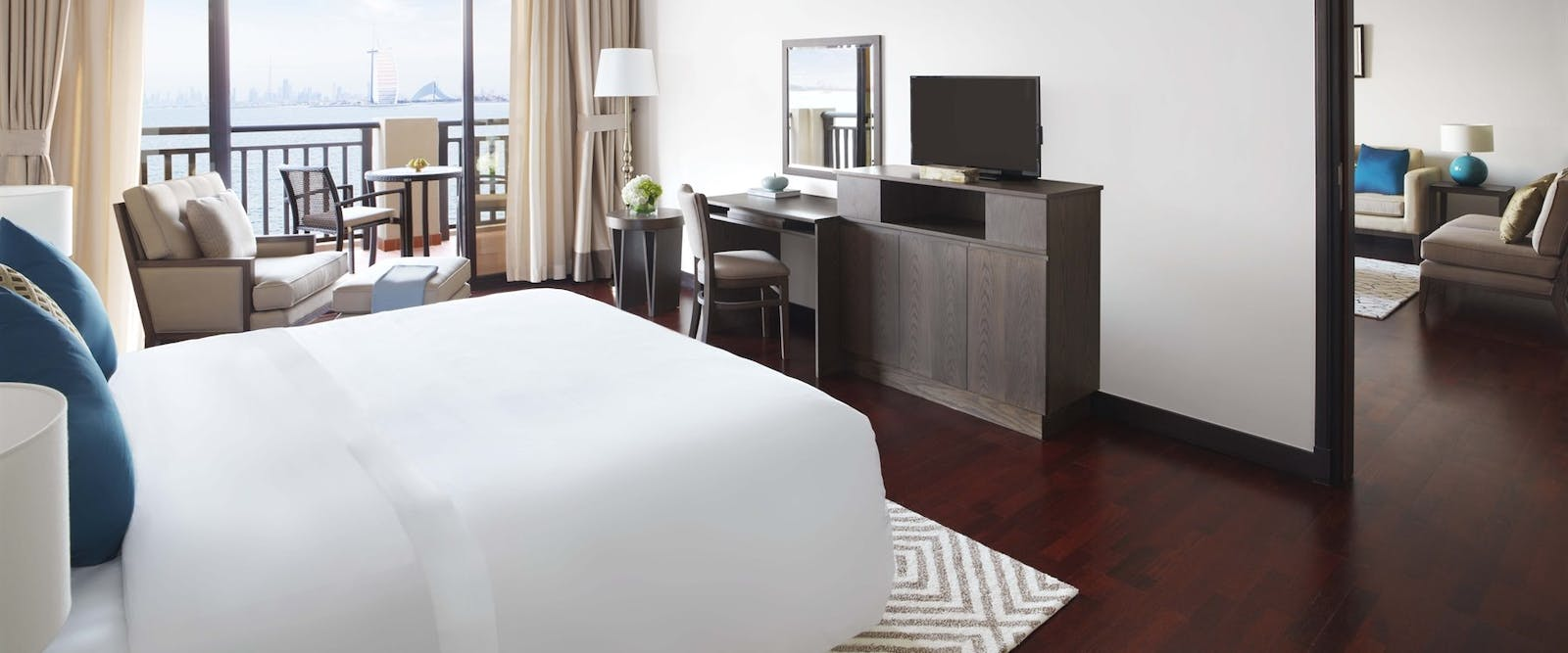 Two Bedroom Apartment at Anantara Dubai The Palm Resort & Spa
