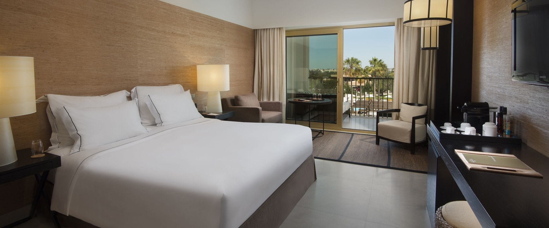 Deluxe Room with Pool View at Anantara Vilamoura, Algarve
