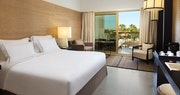 deluxe room with pool view at anantara vilamoura