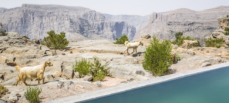 Exterior view  at  at Anantara Al Jabal Al Akhdar