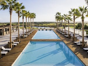 Swimming Pool at Anantara Vilamoura, Algarve