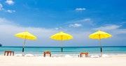 Beach at Andara Resort and Villas, Thailand