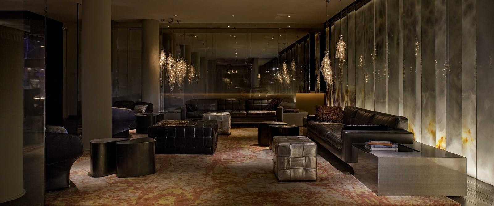 Lounge Area At Andaz West Hollywood