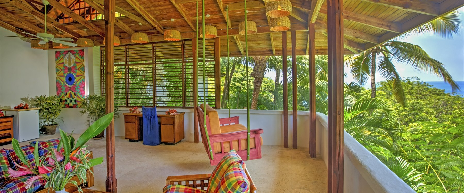 Hillside Deluxe Room at Anse Chastanet, St Lucia