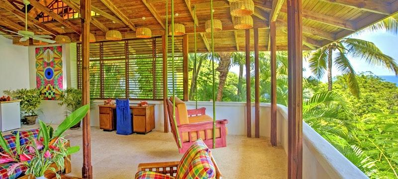 Hillside Deluxe Room at Anse Chastanet, St Lucia
