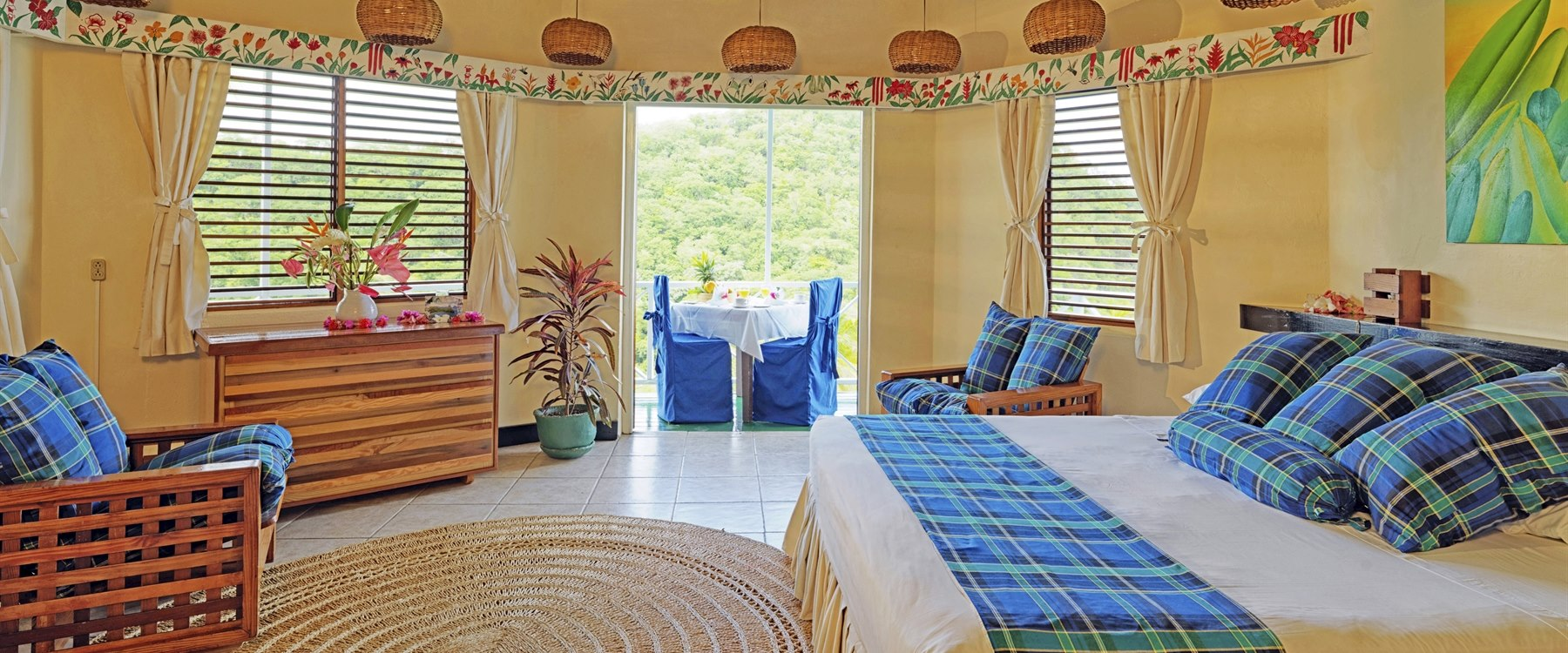 Superior Bedroom at Anse Chastanet, St Lucia