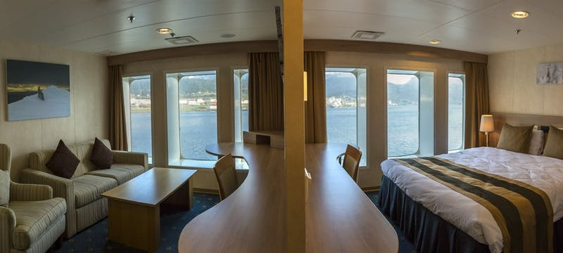 Cabin Suite in G Expedition