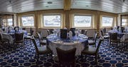 Dining room in G Expedition