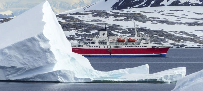 G Expedition ship