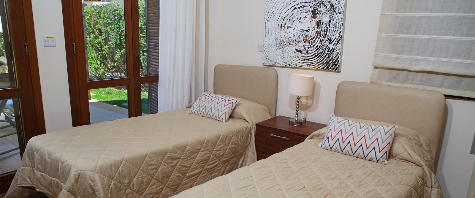 Twin Room Apartment at Aphrodite Hills Holiday Residences - Villas & Apartments, Paphos, Cyprus
