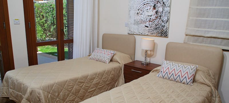 Twin room apartment at Aphrodite Hills Holiday Residences - Villas & Apartments, Paphos
