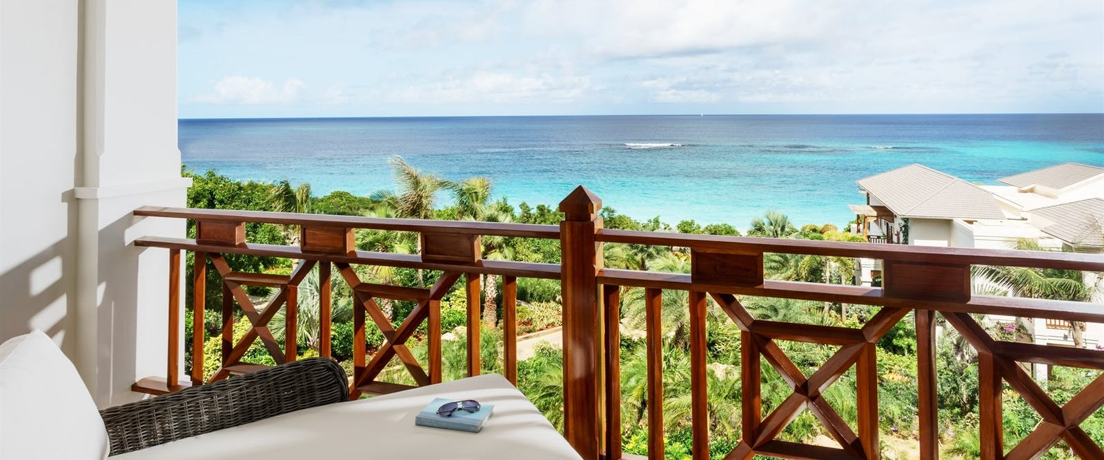 Balcony with Ocean View at Zemi Beach House, Anguilla