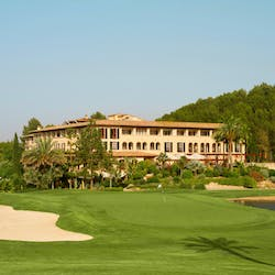 Exterior of Sheraton Mallorca Arabella Golf Hotel, Spain