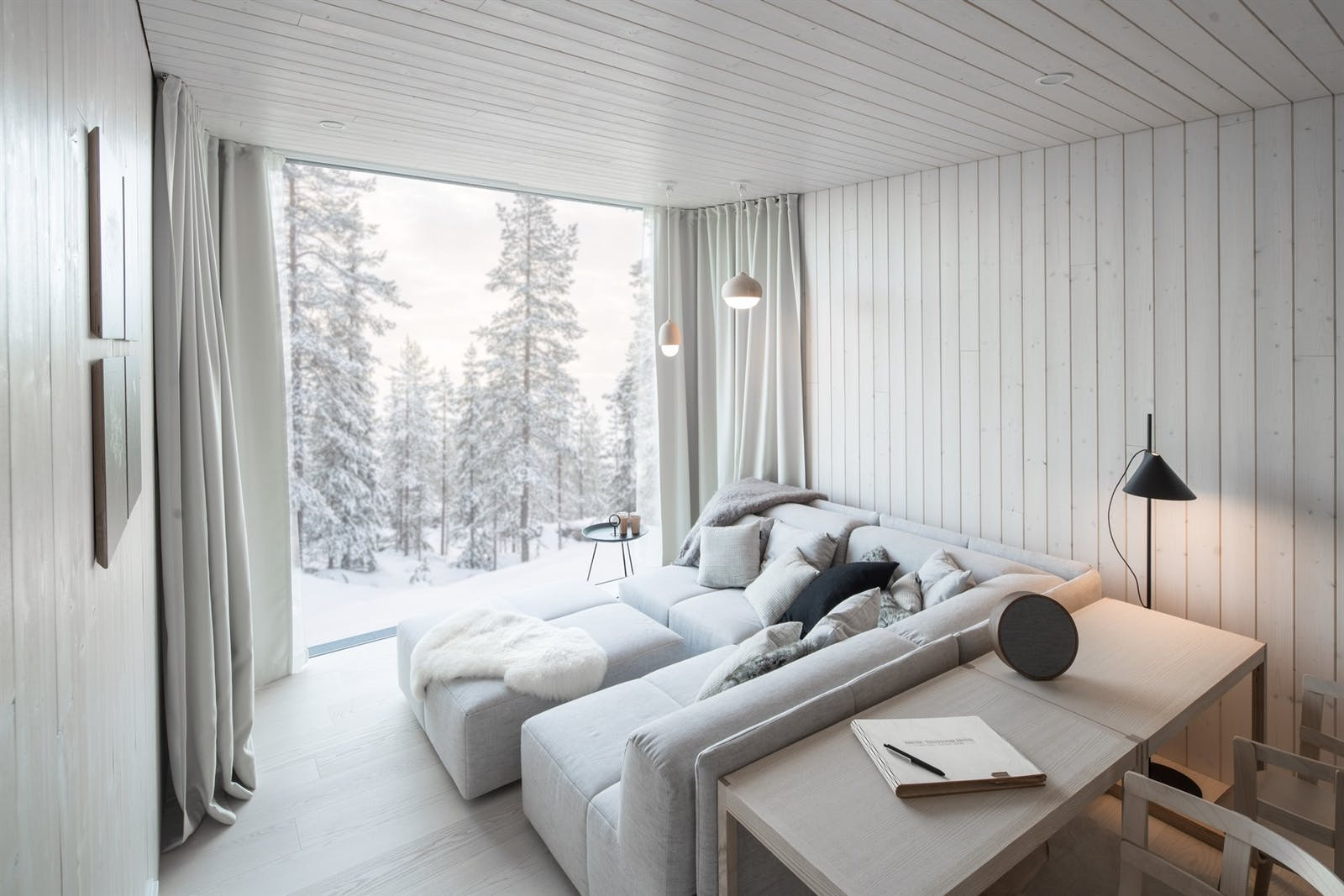 Suite, Arctic Treehouse Hotel, Finland