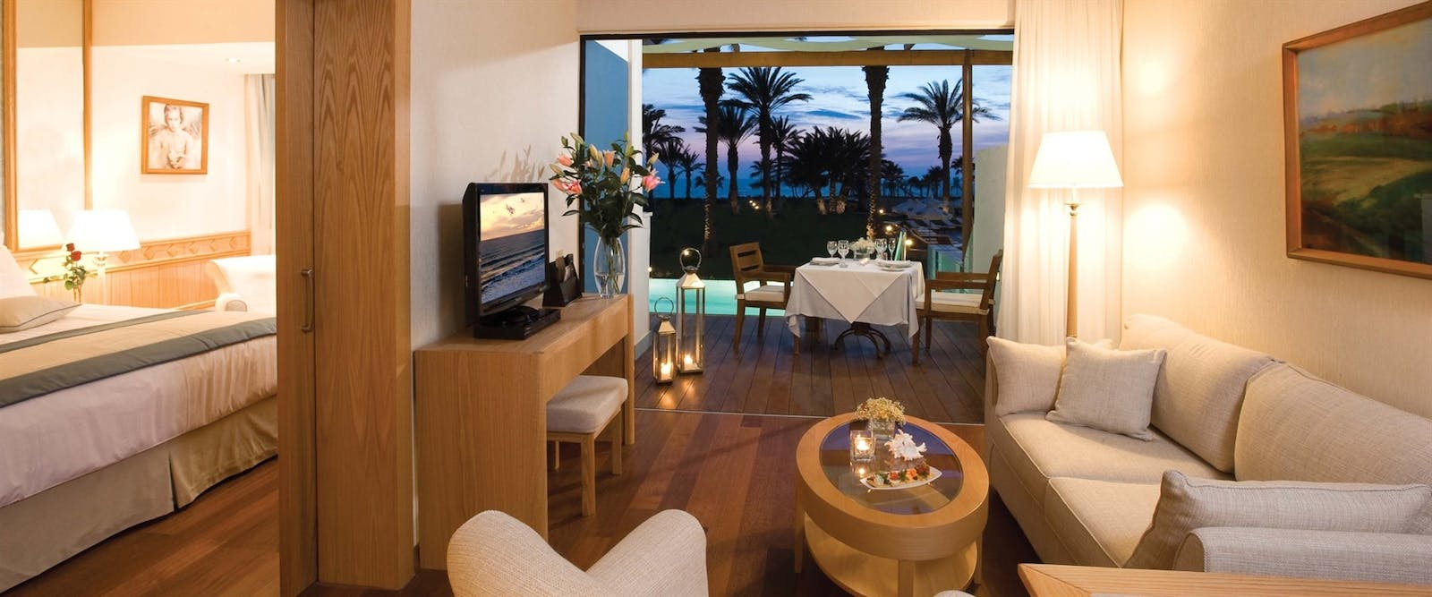 Executive Suite with Private Pool at Constantinou Bros Asimina Suites Hotel, Paphos, Cyprus