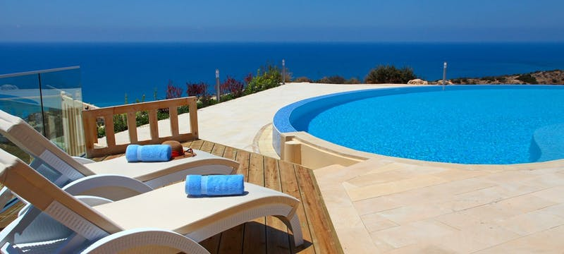 Mythos villa seaview at Aphrodite Hills Holiday Residences - Villas & Apartments, Paphos
