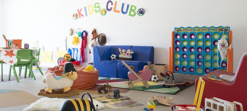 Kids club at Hotel Anantara Vilamoura