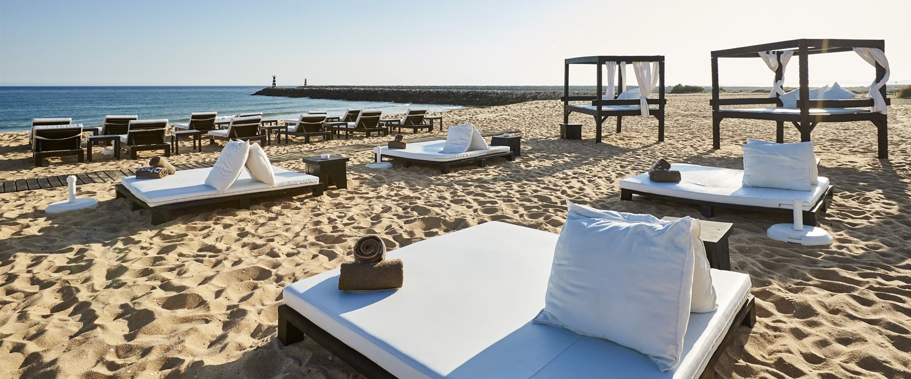 Paro Beach at Anantara Vilamoura, Algarve
