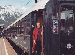 All Aboard the Venice Simplon-Orient-Express!