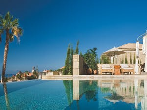 Swimming Pool At Villa Bahia Del Duque Spain Europe