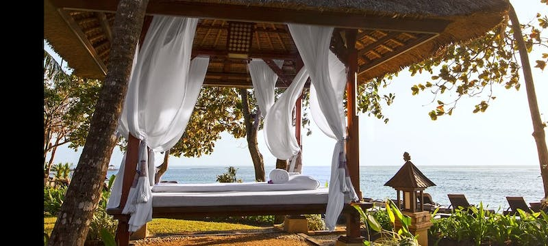 Spa treatment at The Laguna, A Luxury Collection Resort & Spa