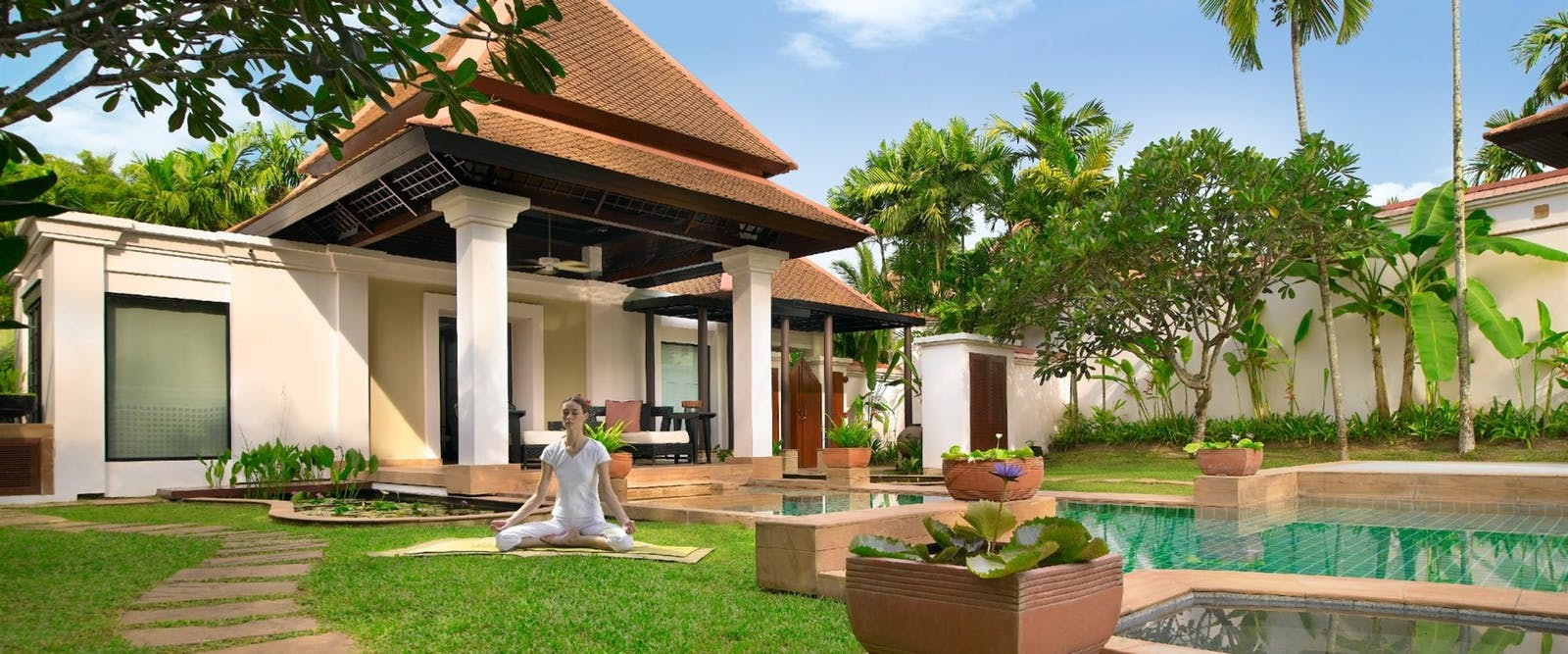 Spa Sanctuary at Banyan Tree Phuket, Thailand