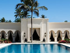 Swimming Pool at Baraza Resort and Spa Zanzibar, Africa