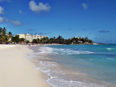 Barbados in a whistle-stop weekend