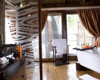 Bathroom at Serena Mivumo River Lodge