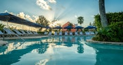 Poolside at Grotto Bay, Bermuda