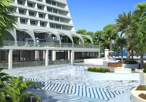 Main pool at Parklane, a Luxury Collection Resort & Spa, Limassol