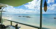 Indulge yourself along the shoreline at Little Good Harbour, Barbados