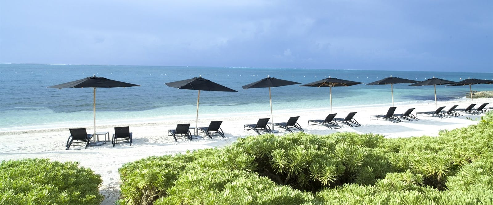 The beach at NIZUC Resort and Spa, Riviera Maya