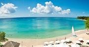 Serene shoreline of Mango Bay, Barbados
