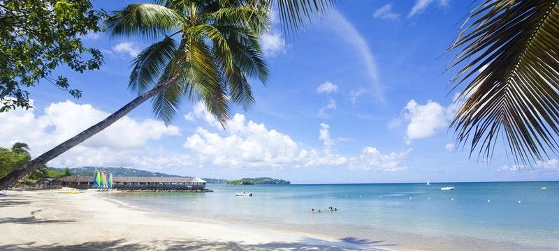 Stunning beachat St James's Club Morgan Bay
