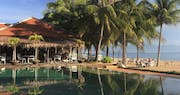 Beach restaurant at Evason Ana Mandara and Six Senses Spa