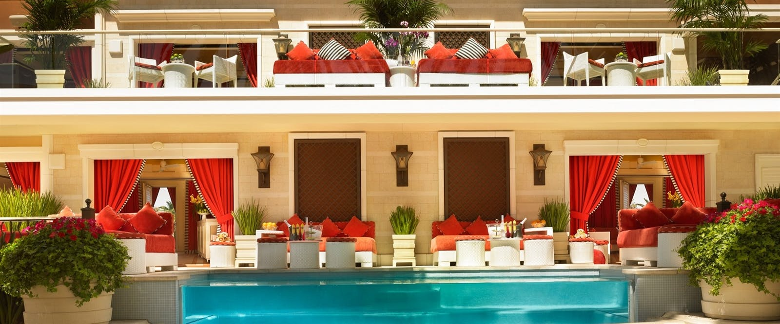 Beach Club Bungalow at Encore At Wynn Las Vegas