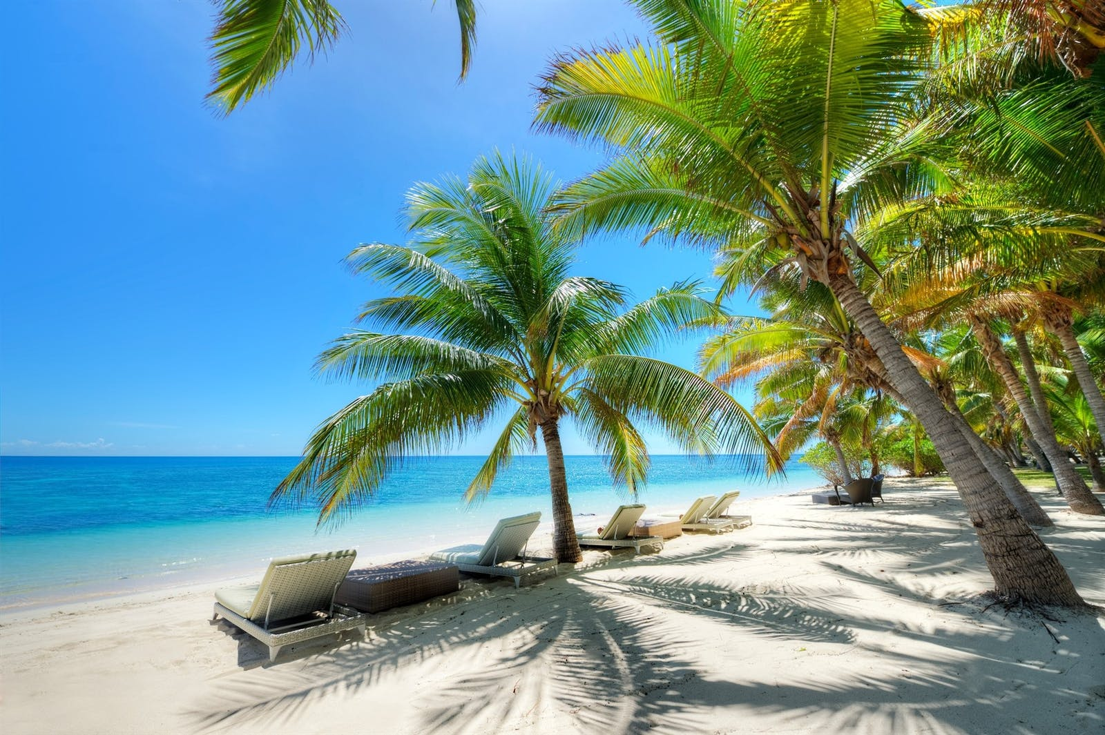 Beachfront at VOMO Island Resort, Fiji