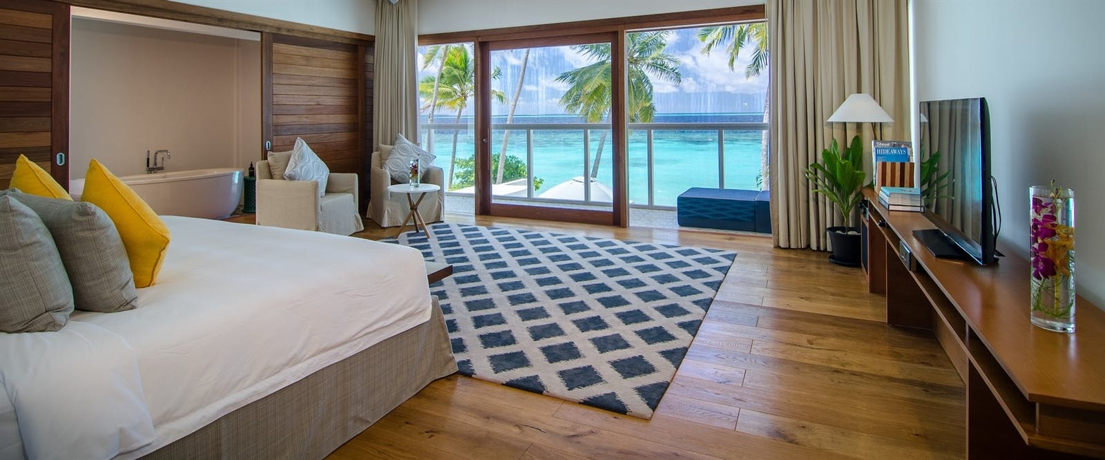 Four Bedroom Residence at Amilla Fushi, Maldives