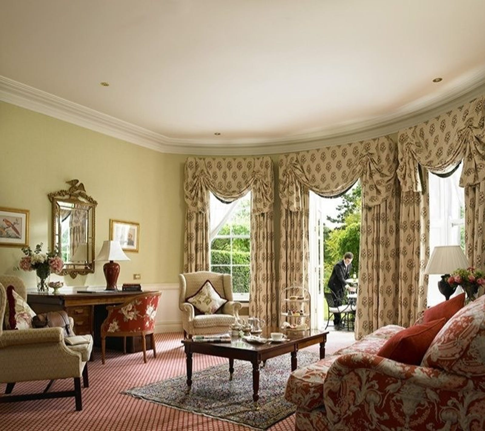 The Imperial Suite at The K Club Hotel, Ireland