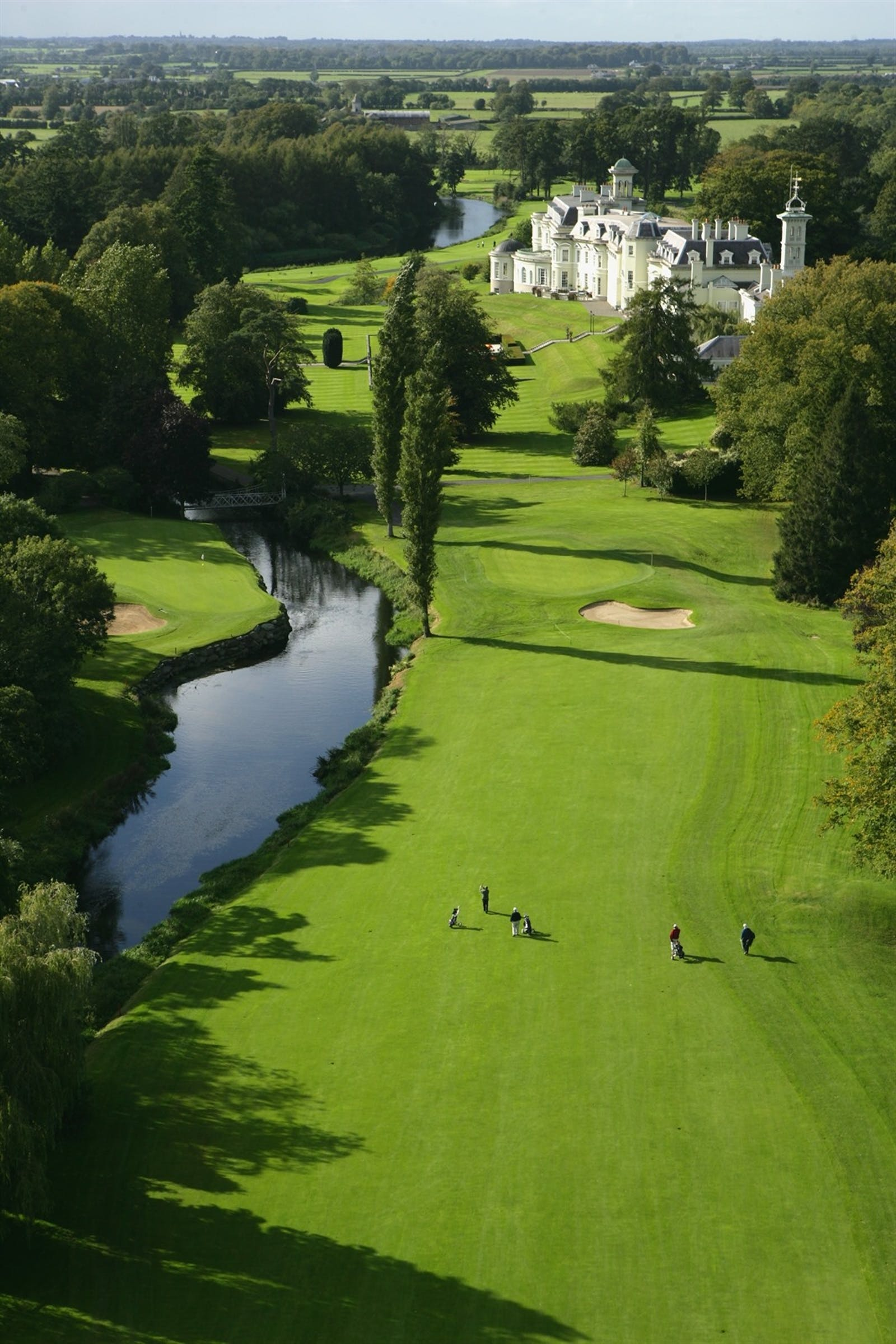Golf Course at The K Club Hotel, Ireland
