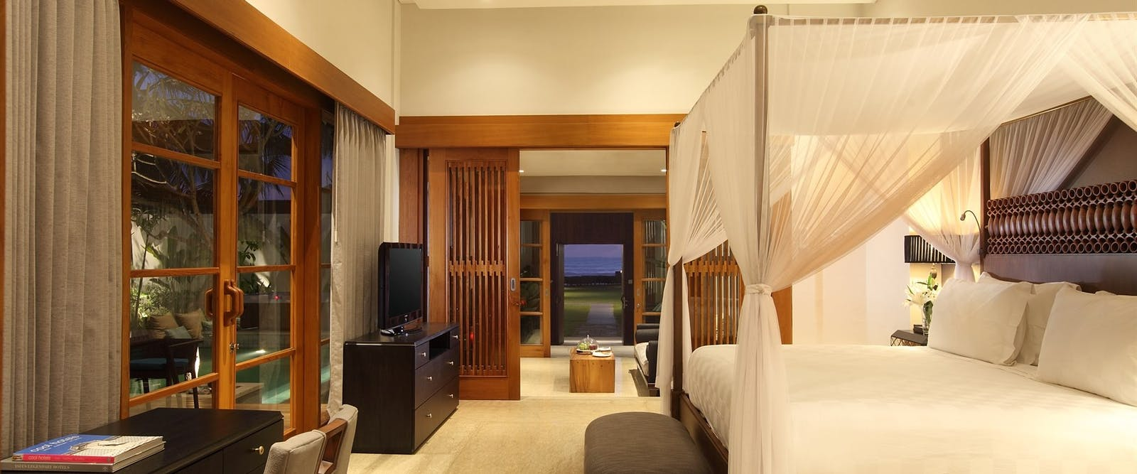 Royal Pavilion Bedroom at The Samaya Seminyak