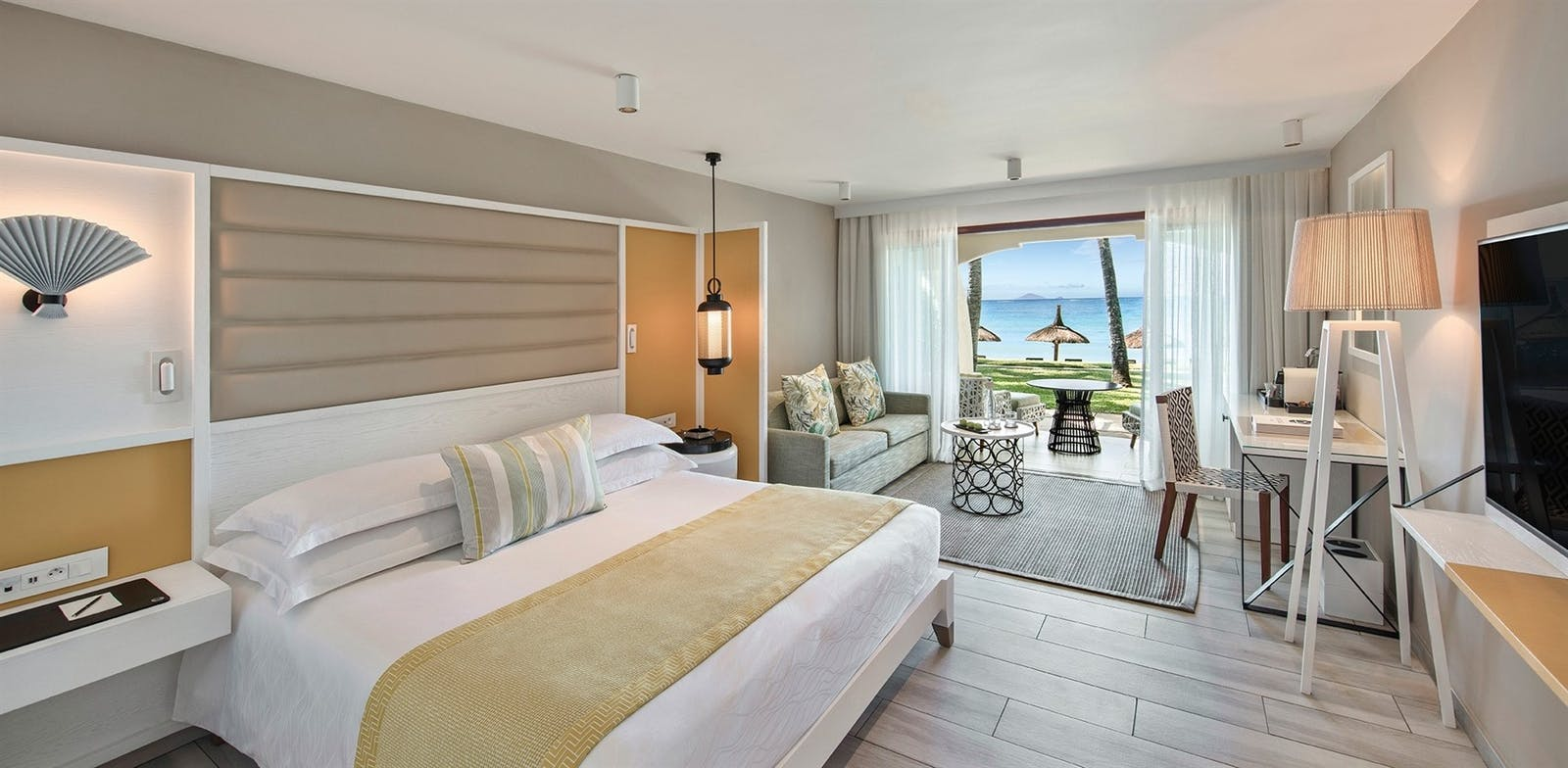 Prestige Room at Constance Belle Mare Plage, Mauritius
